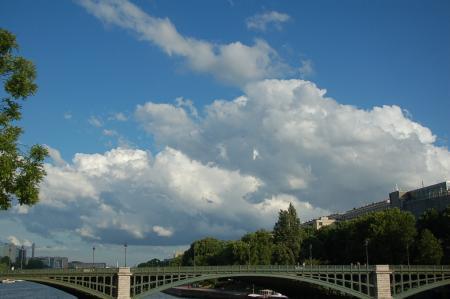 Promenade dans Paris juillet 09