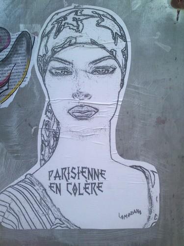 Parisienne en colère.jpg