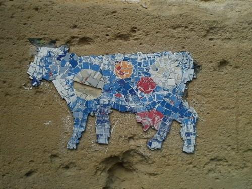vache rue de l'Ave Maria.JPG