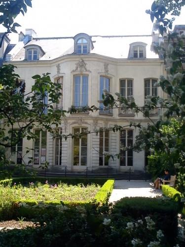 jardin de l'hôtel de Soubise1.JPG