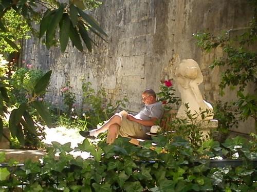 jardin de l'hôtel de Soubise.JPG
