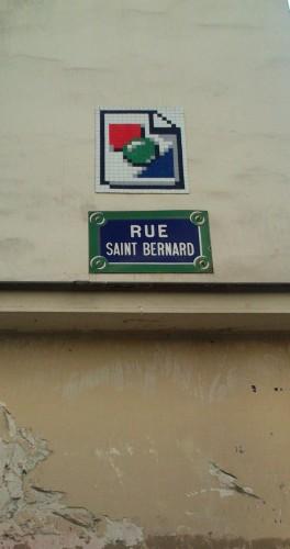 spinvader rue St Bernard.jpg